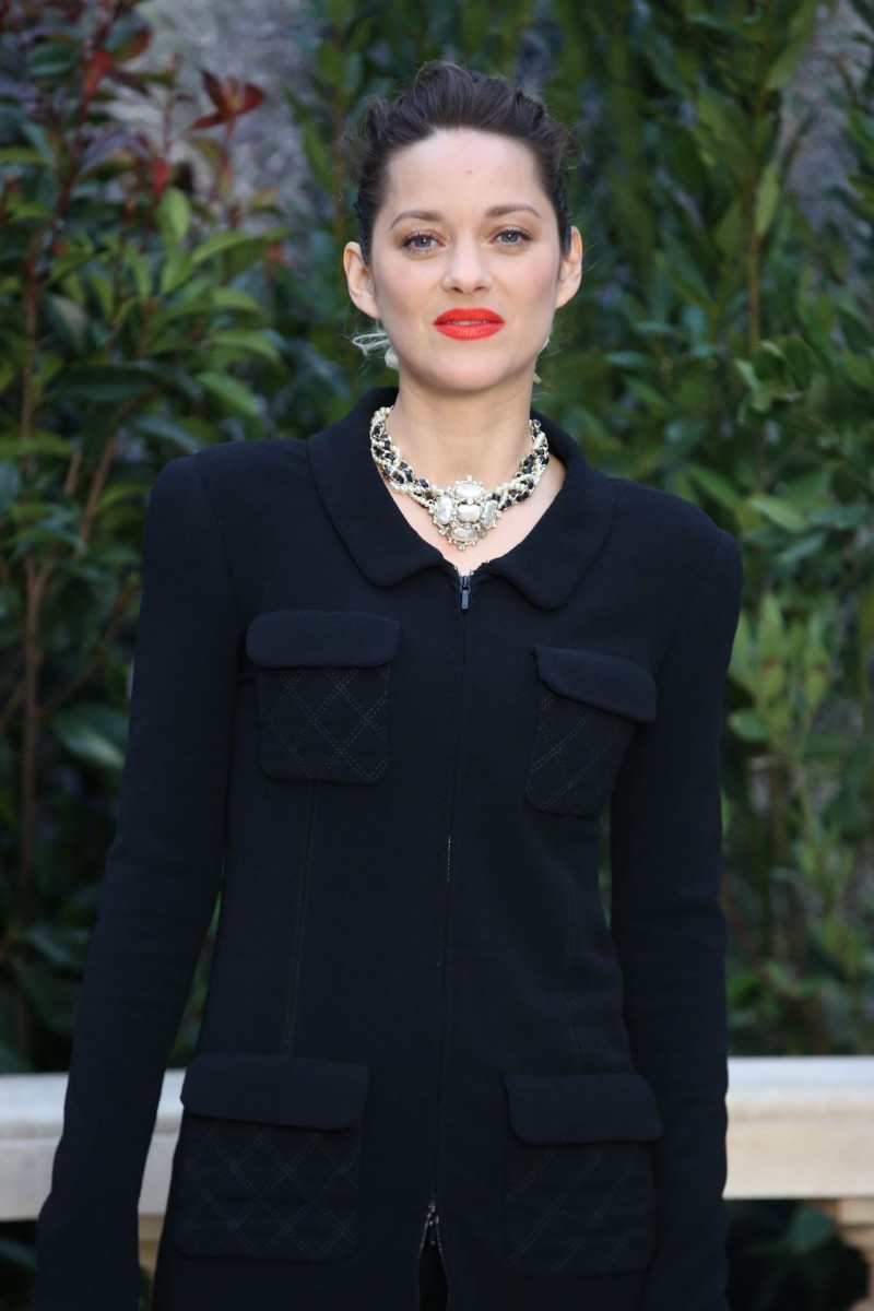 Marion Cotillard Looks Unrecognizable With New Plump Lips