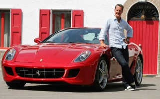 Michael Schumacher photo #