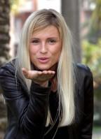 Porno nackt michelle hunziker Michelle Hunziker
