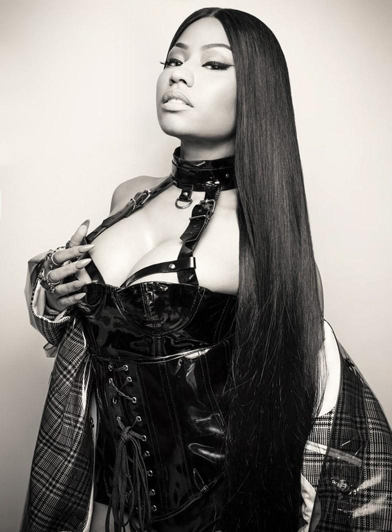 Nicki Minaj Photoshoot 2017