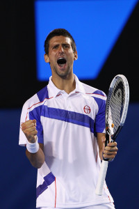 photo 5 in Novak Djokovic gallery [id447367] 2012-02-17