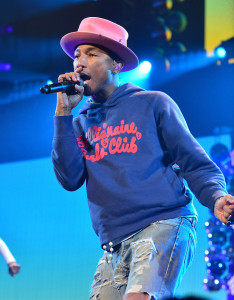 photo 3 in Pharrell Williams gallery [id751569] 2015-01-05