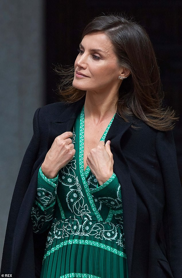 Queen Letizia of Spain: pic #1122027