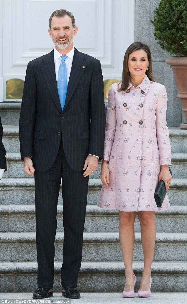Queen Letizia of Spain: pic #1049962