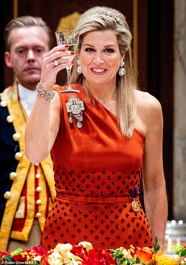 Queen Maxima of Netherlands: pic #1092398