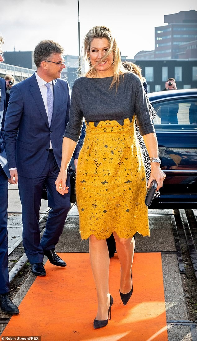 Queen Maxima of Netherlands: pic #1122010