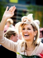 Queen Maxima of Netherlands pic #778550