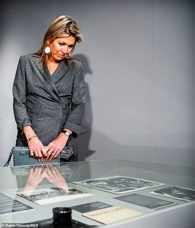 Queen Maxima of Netherlands: pic #1122030