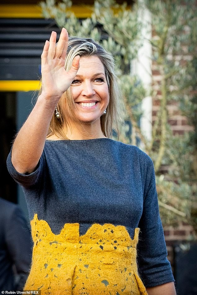 Queen Maxima of Netherlands: pic #1122016