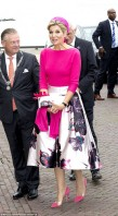 Queen Maxima of Netherlands pic #947265
