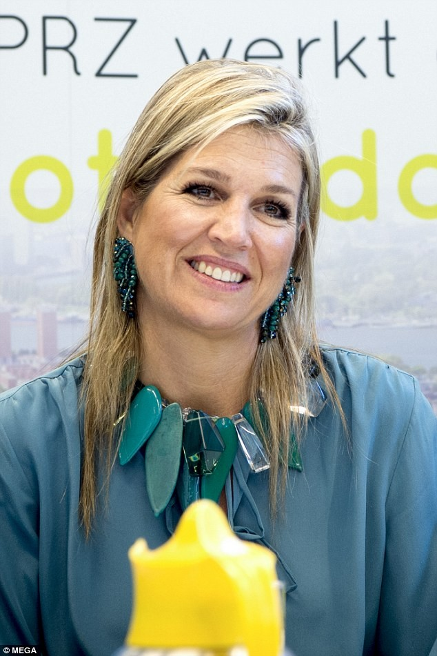 Queen Maxima of Netherlands: pic #1050972
