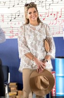 Queen Maxima of Netherlands pic #986655