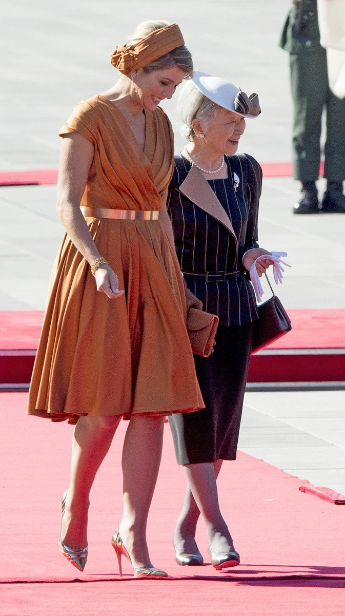 Queen Maxima of Netherlands: pic #738487