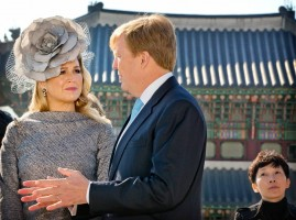 Queen Maxima of Netherlands pic #739866