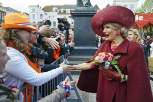 Queen Maxima of Netherlands pic #810700
