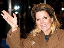 Queen Maxima of Netherlands pic #745971