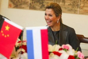 Queen Maxima of Netherlands pic #744711