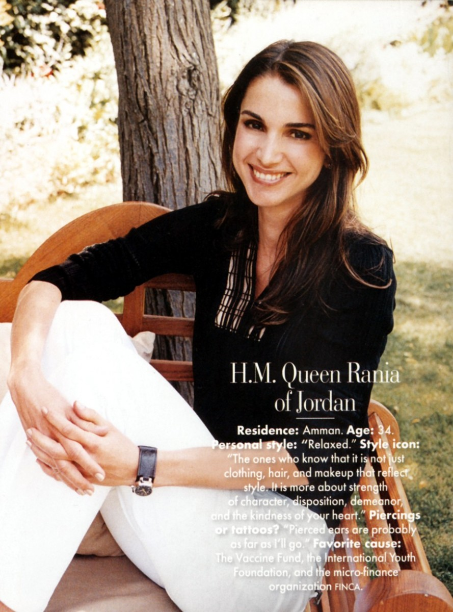 Queen Rania: pic #29398