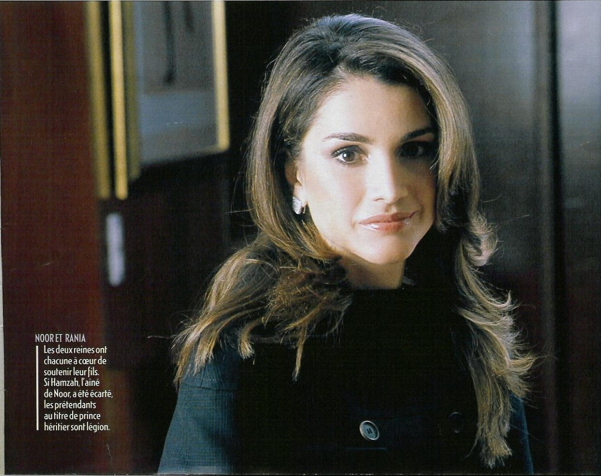 Queen Rania: pic #360894
