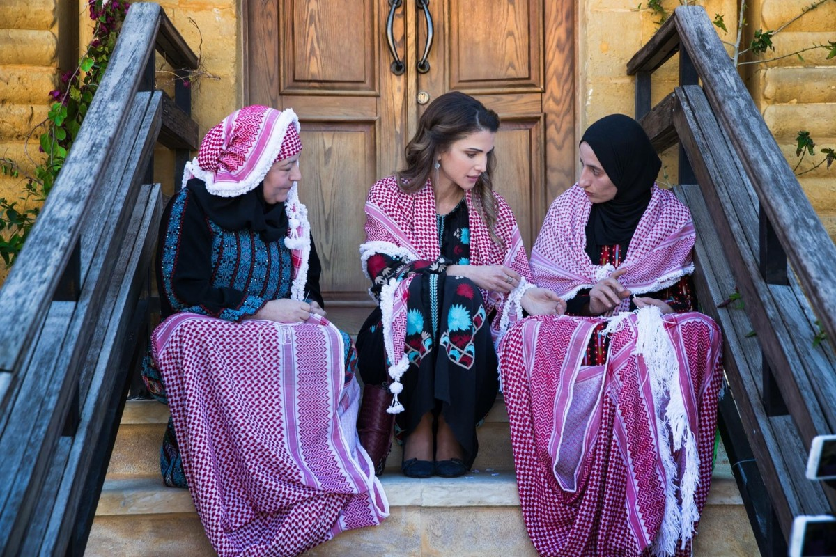 Queen Rania: pic #956045
