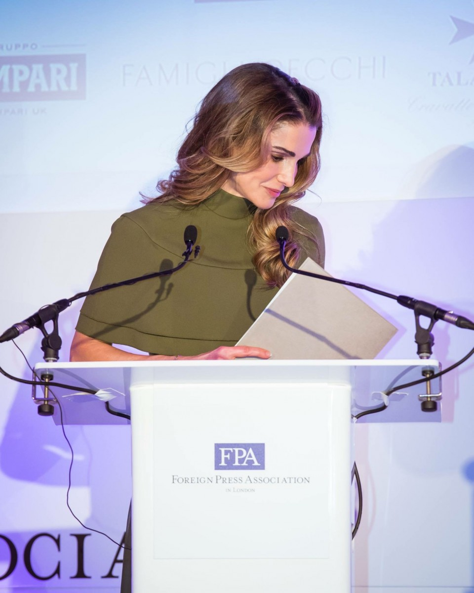 Queen Rania: pic #956034