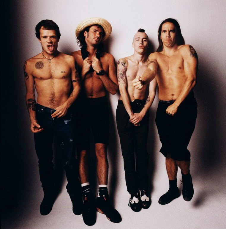 Red Hot Chili Peppers: pic #101888
