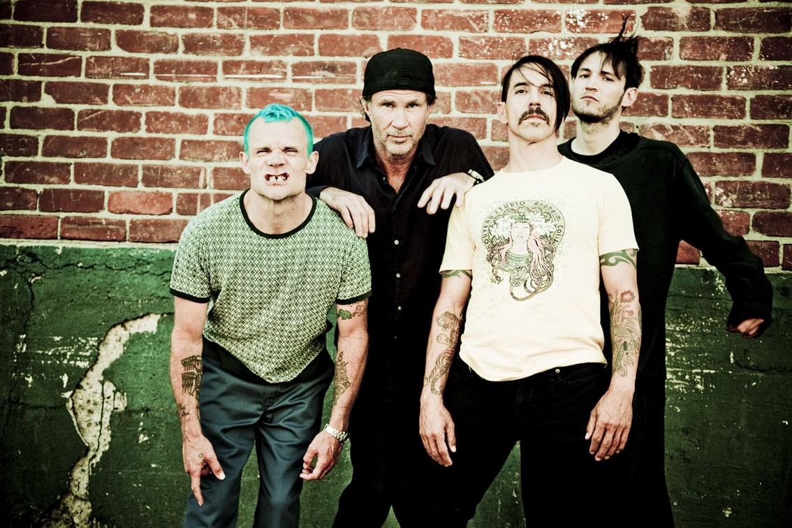 Red Hot Chili Peppers: pic #474773