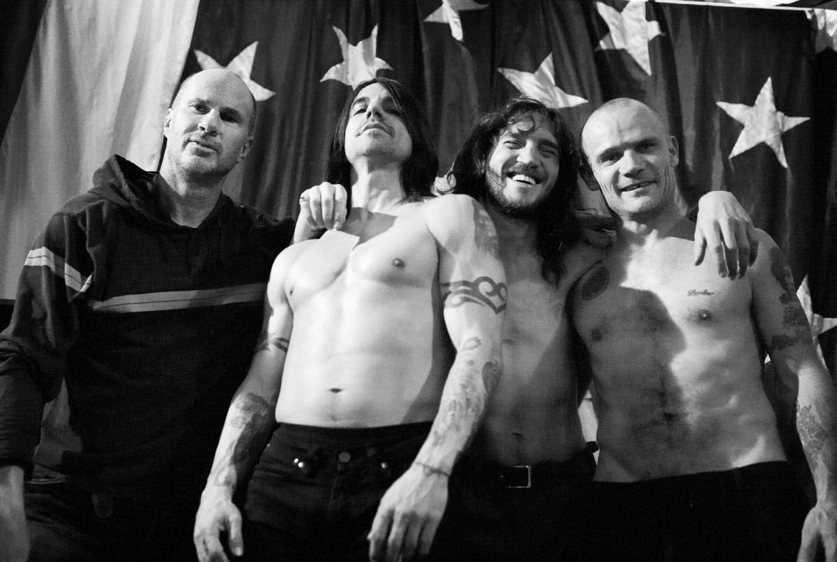 Red Hot Chili Peppers: pic #474766
