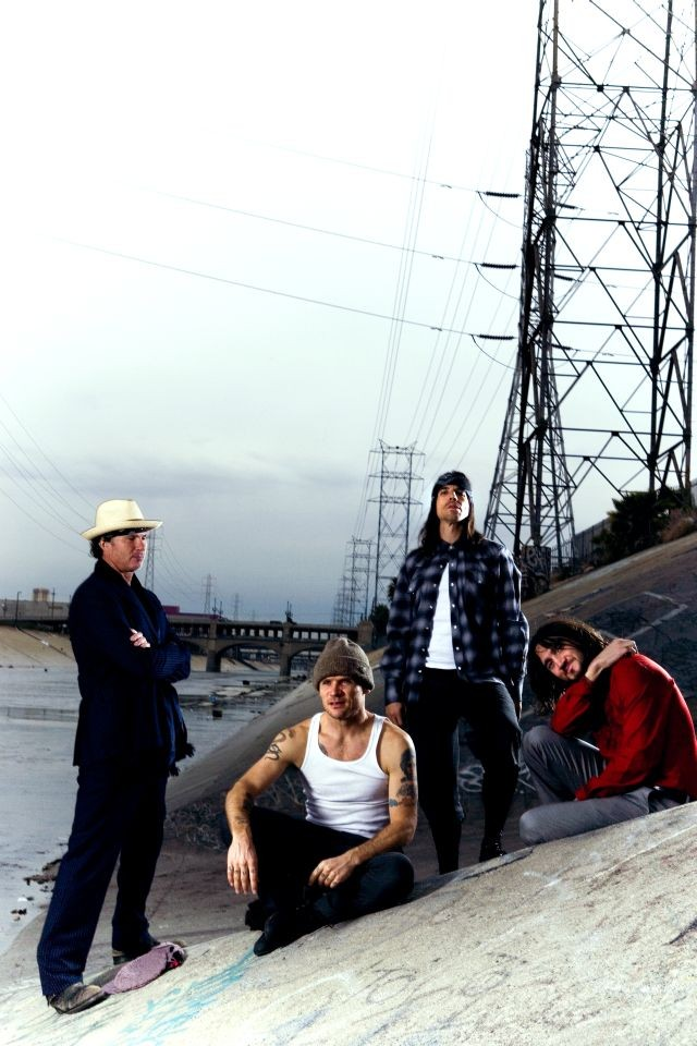 Red Hot Chili Peppers: pic #101893