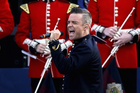 Robbie Williams pic #496396