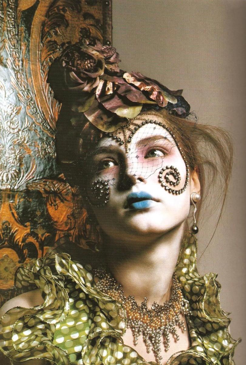 Ruslana Korshunova photo 209 of 245 pics, wallpaper