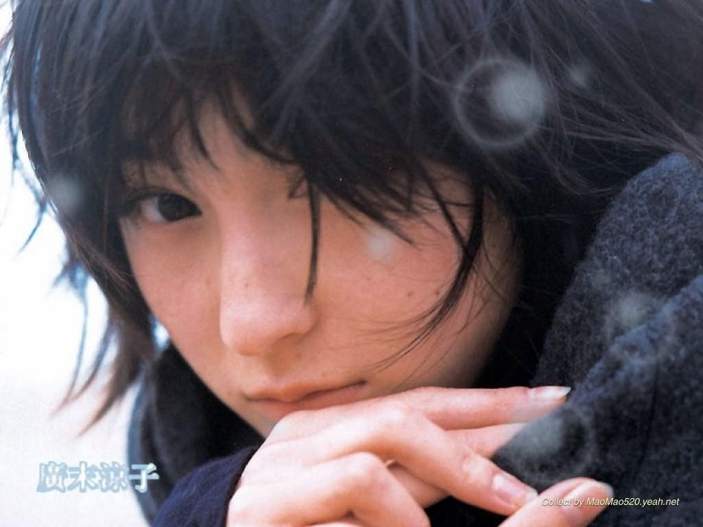 Ryoko Hirosue Nude Photos 80