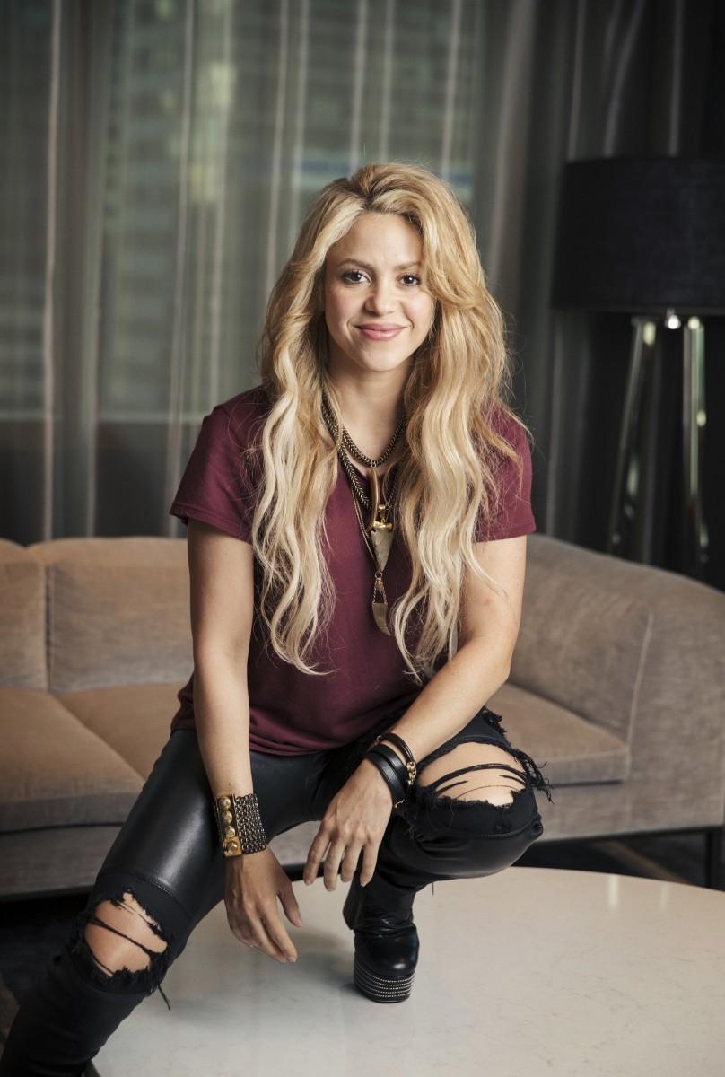 Shakira Mebarak Photo 1311 Of 1415 Pics Wallpaper Photo 945300 Theplace2