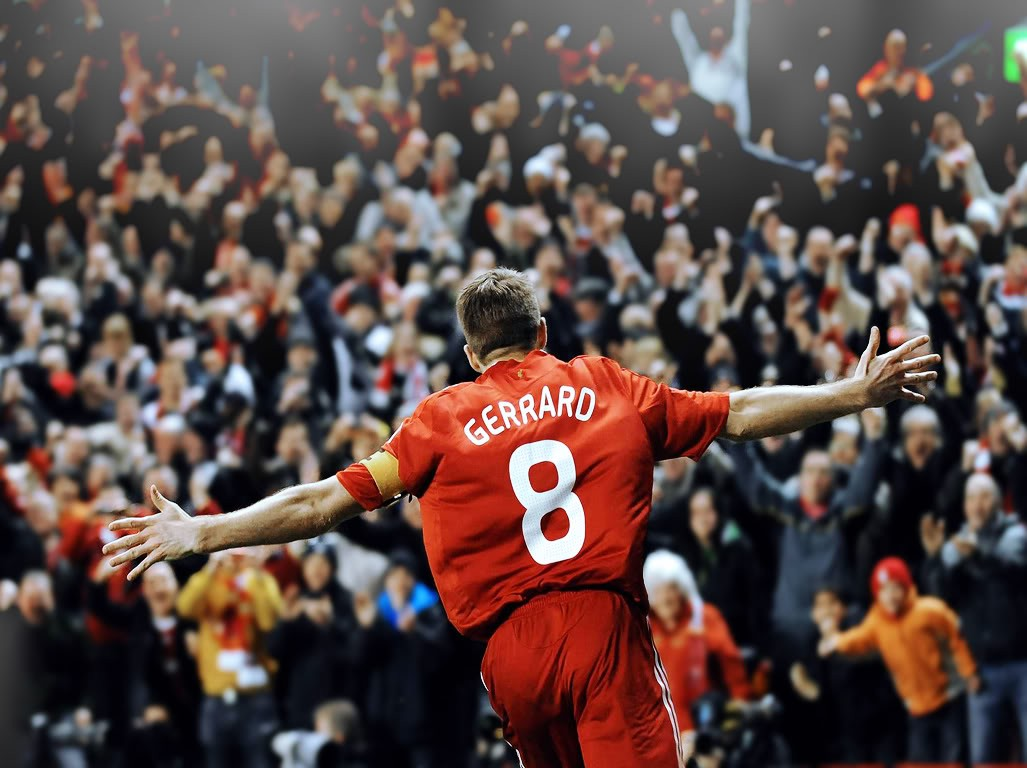 Steven Gerrard Photo 34 Of 76 Pics Wallpaper Photo