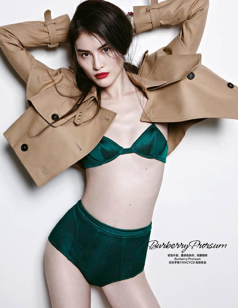 Bikini Sui He nude photos 2019