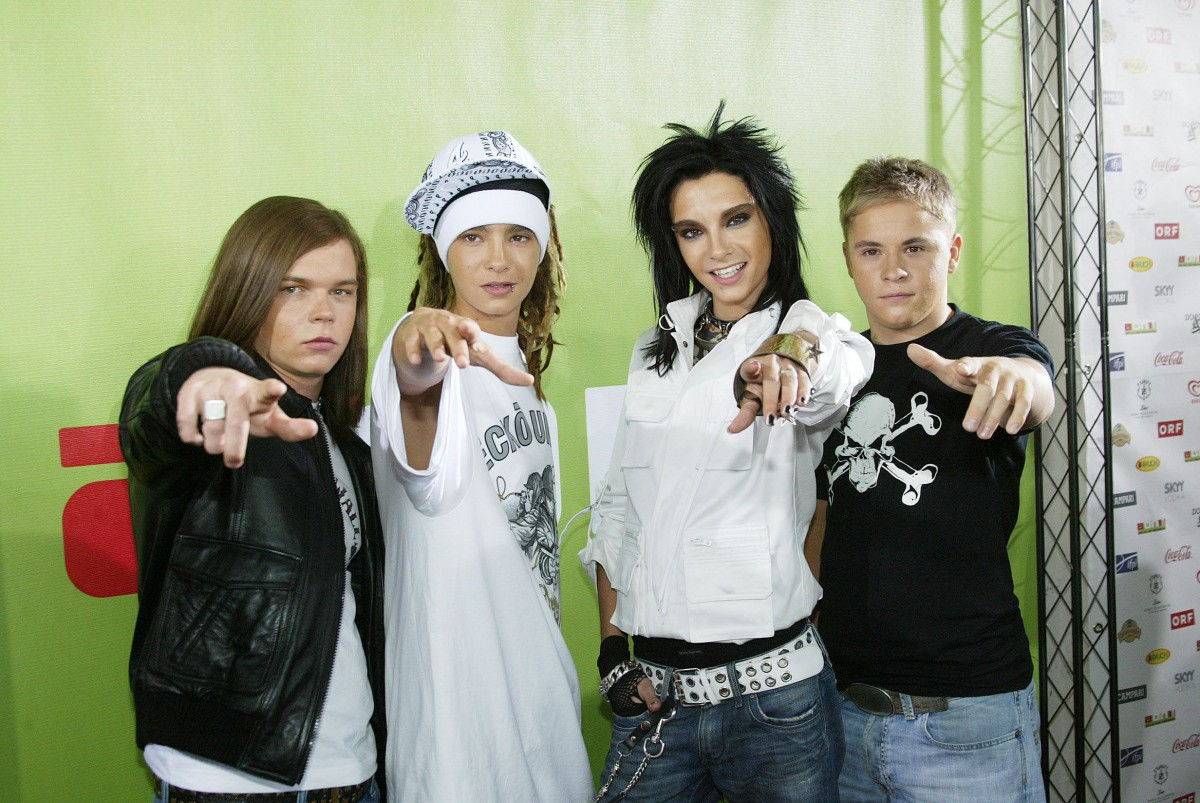 Tokio Hotel Photo 481 Of 2794 Pics Wallpaper Photo 757845 Theplace2