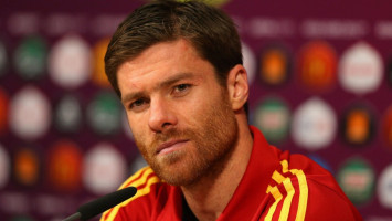 photo 3 in Xabi Alonso gallery [id506031] 2012-07-03