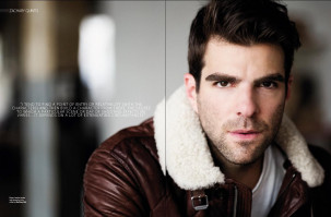 photo 7 in Zachary Quinto gallery [id681867] 2014-03-25