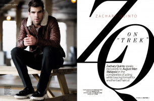 photo 8 in Zachary Quinto gallery [id681863] 2014-03-25