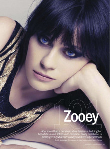 Zooey Deschanel pic #480444