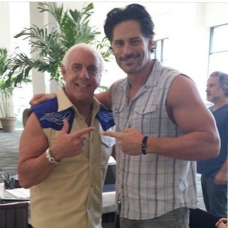 Joe Manganiello instagram pic #254894