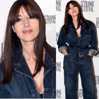 Monica Bellucci instagram pic #43264