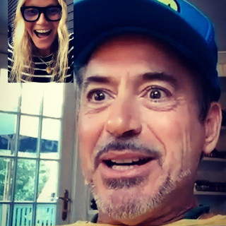 Robert Downey Jr. instagram pic #191160