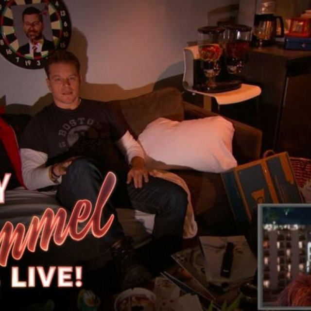 India Menzel brings her apologies to Matt Damon, Still Has Controversy With Jimmy Kimmel