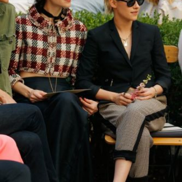 Kristen Stewart and St. Vincent Showed Up As A Couple