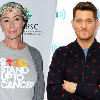 Shannen Doherty Supports Michael Buble's Son Who Was Diagnosed With Cancer