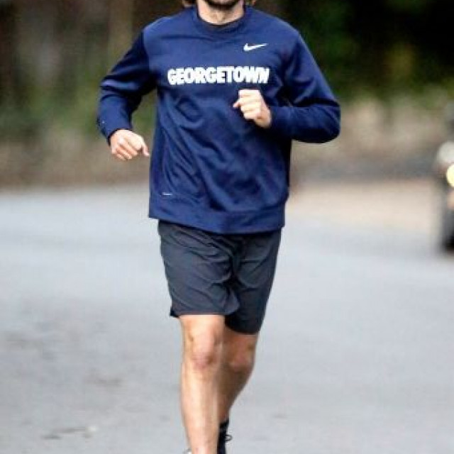 Bradley Cooper Shows Up Jogging After Announcement Of Irina Shayk's Pregnancy