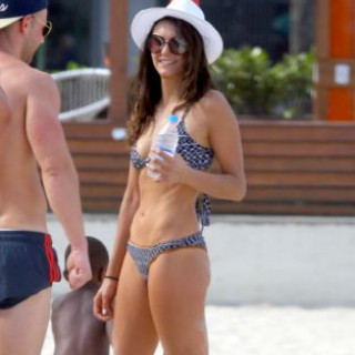 See Nina Dobrev's Bikini Look At The Beach In Brazil