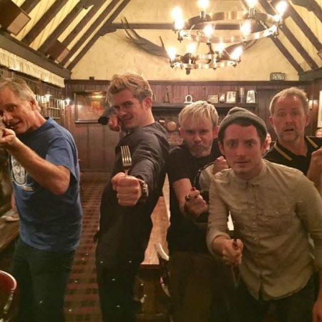 'Lord of the Rings' Reunion
