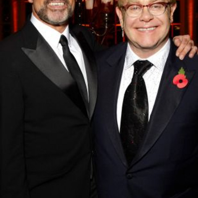 Elton John Recalls George Michael was 'Among the Greatest in the World'